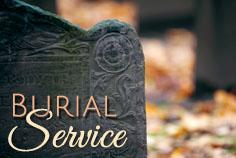Burial Services provided by Calgary Crematorium & Funeral Service