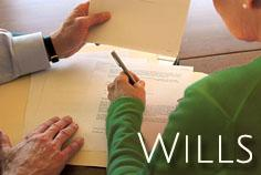 How do I write a Will?