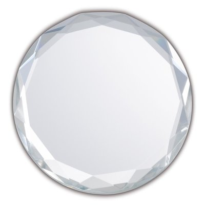 April - Clear Gem Keepsake