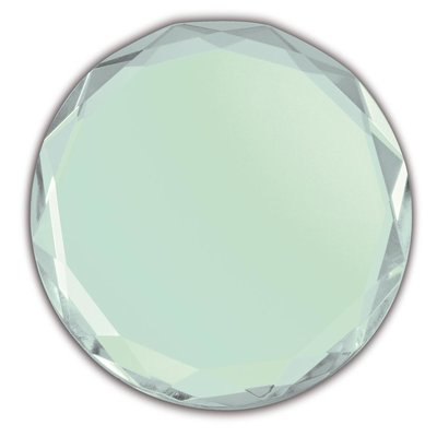 August - Light Green Gem Miniature